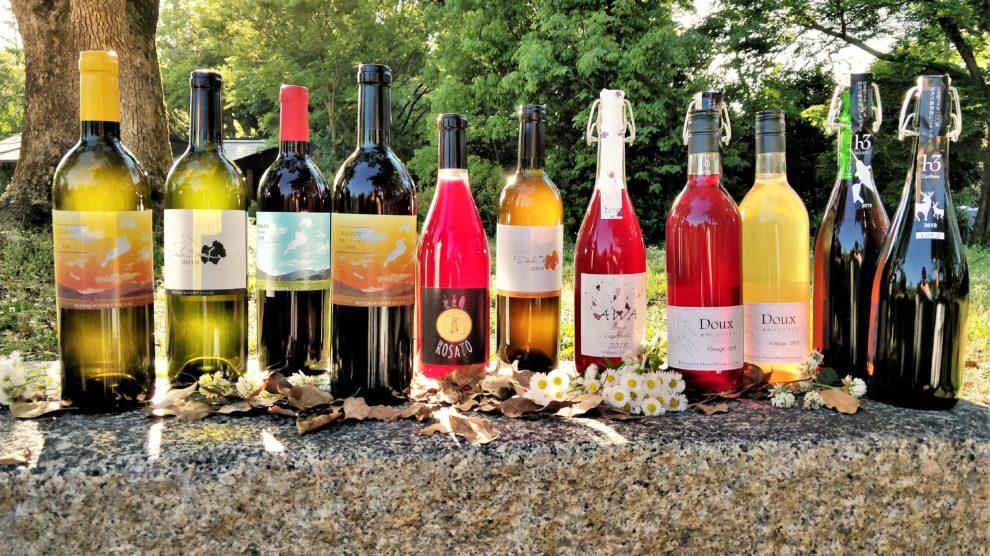 国産の自然派ワイン続々入荷中です!